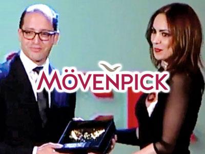 En vidéo : Le Mövenpick remporte un Brand Awards 2017
