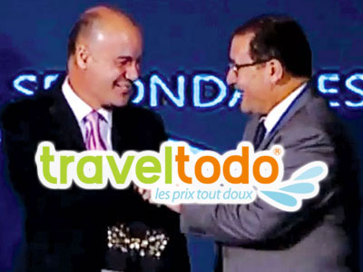 En vidéo : Traveltodo remporte un Brand Awards 2017