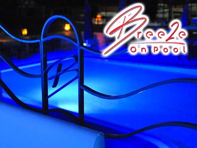 En photos : Découvrez Breeze on pool, le nouveau lounge du Royal Hammamet