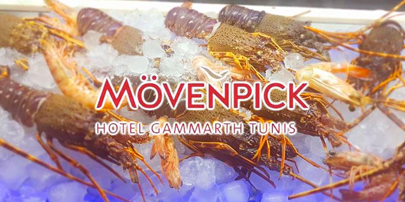 Le Restaurant The Breeze du Movenpick Gammarth Innove