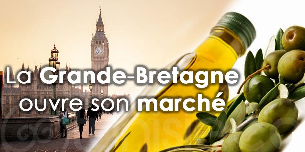 Ouverture du marché britannique aux exportateurs tunisiens d'huile d'olive