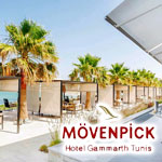Brunch le 9 Octobre au Mövenpick Hotel Gammarth Tunis