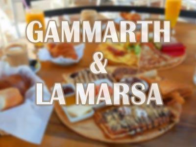 Sélection des Brunchs à Gammarth et la Marsa pour ce dimanche 1 Avril