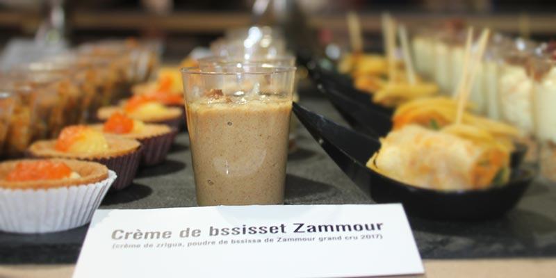 En vidéo : Découvrez la succulente Bsissa de Zammour présentée en verrines