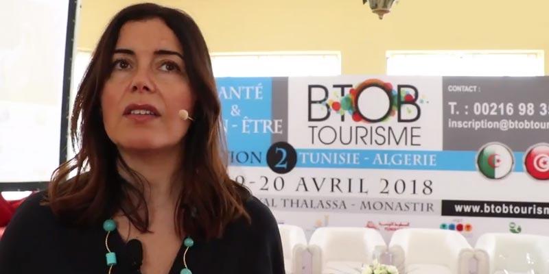 En vidéo : Amel Hantous présente les 2e Rencontres des Professionnels du Tourisme de l'Algérie et la Tunisie