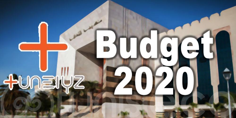 Tunelyz: Répartition du budget du ministère des Affaires culturelles pour l'année 2020