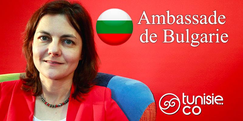 En vidéo et en arabe : Slavena Gergova, l'ambassadeur bulgare qui s'estime « bien gâtée » en Tunisie
