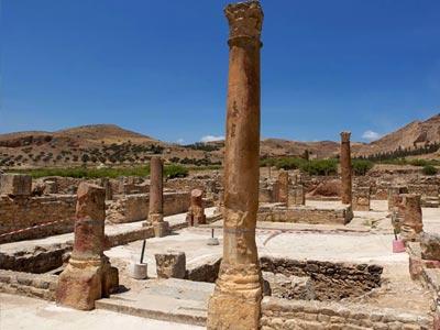 Les secrets du site archéologique de Bulla Regia investigués par des chercheurs européens