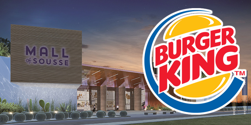 Imminente ouverture du premier Burger King en Tunisie !