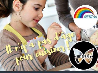 Les Petits chefs du Butterfly, le 26 Novembre, un pour la bonne cause