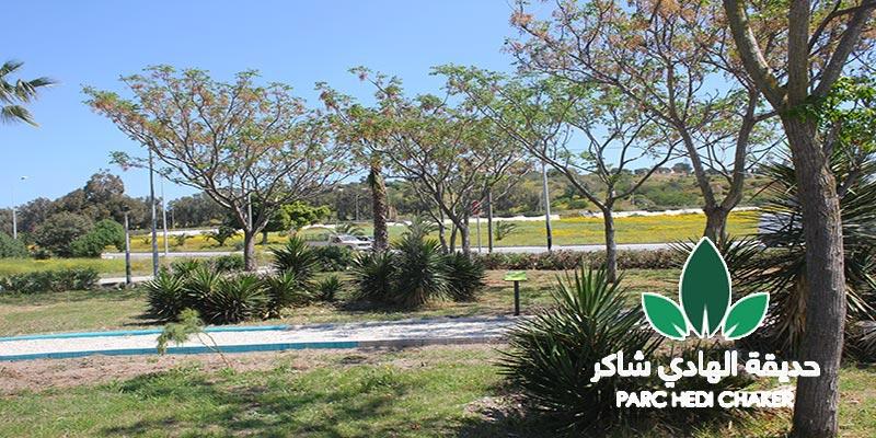 En vidéos : L'inauguration du parc Hedi Chaker à Carthage Byrsa