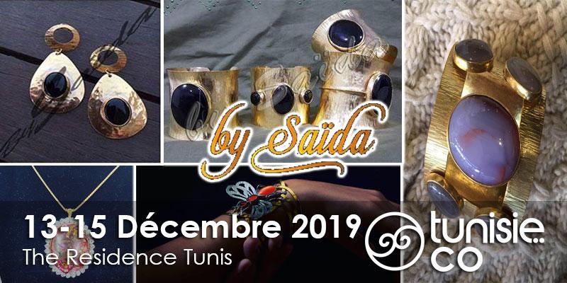 NÖEL avec By Saïda et AESTHETE EVENT du 13 au 15 Décembre