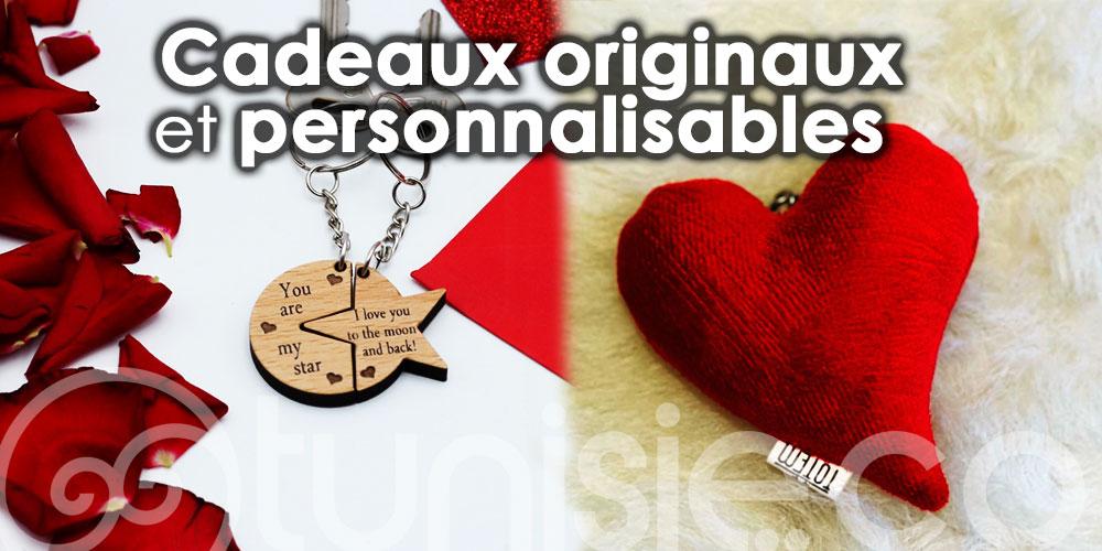 Cadeaux originaux et personnalisables pour la Saint-Valentin ! Voici nos adresses
