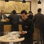 La mythique cafétéria Cafés Ben Yedder Tunis Al Jazira réouvre ses portes