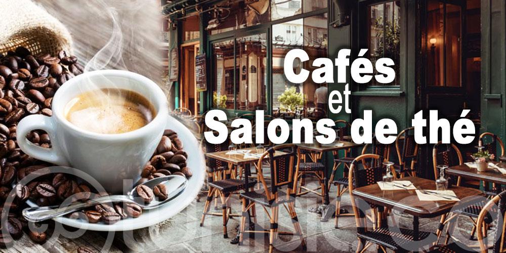 Cafés et Salons de thé : Mesures toujours en vigueur?