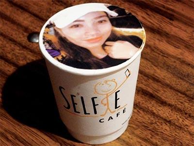 En vidéo : Pour la première fois en Tunisie ton selfi sur ton café chez Medmug