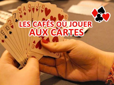 Les cafés où on peut jouer aux cartes durant Ramadan