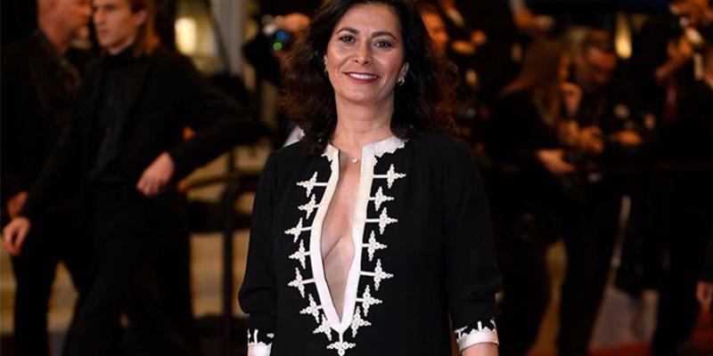 La Naksha tunisienne sur le tapis rouge de Cannes