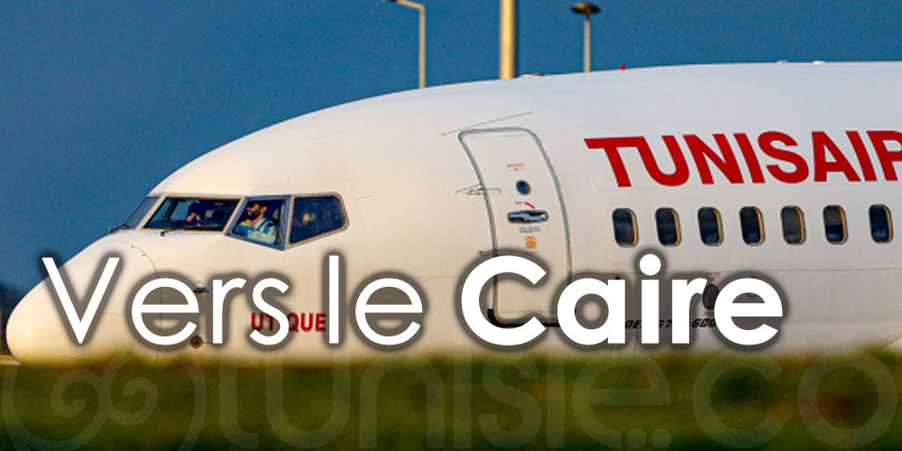 Tunisair repart de nouveau vers le Caire