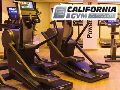 On a testé le California Gym Platinum ou Sport, Bien-être et Luxe se mélangent