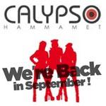 Ce soir re-ouverture du Calypso Hammamet