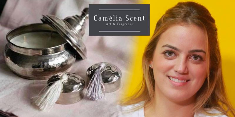 Camélia Scent, la marque 100% tunisienne de bougies parfumées