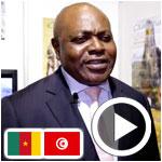 SEM. Victor LOE : Nous espérons voir prochainement une ligne aérienne directe entre la Tunisie et le Cameroun