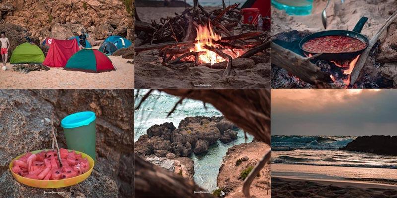Partez pour un Camping Plus que Magnifique à El Mgasseb Beja