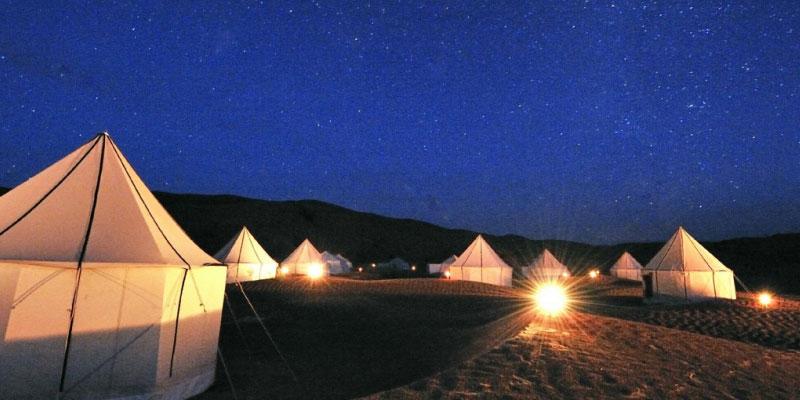Partez à l'aventure avec le Camping El Harba à Dar el Janna Bizerte