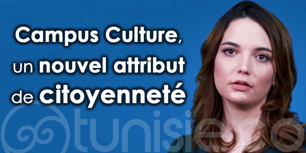 En vidéo : Malek Sghaier nous dit tout sur ''Campus Culture''