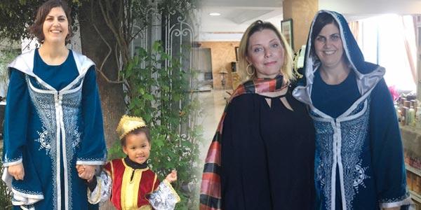 L'ambassadrice du Canada en Tunisie transformée en reine tunisienne !