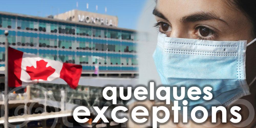 Tunisair : Les voyages touristiques au Canada ne sont pas autorisés