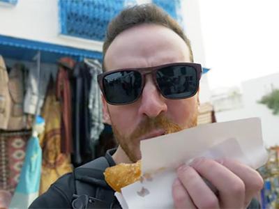 En vidéo : Quand un canadien raconte son experience à Tunis