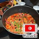 En photos : Un concours amusant de Ojja tuniso-canadienne à l´ambassade du Canada !