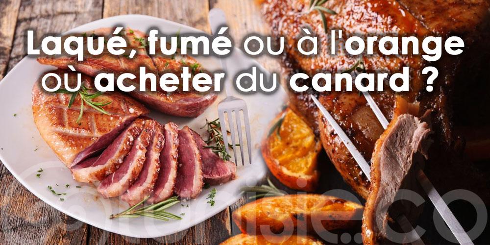 Laqué, fumé ou à l'orange, où acheter du canard ?