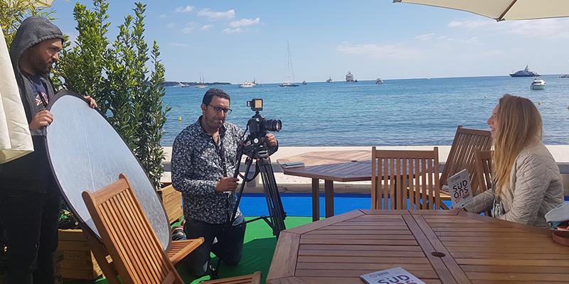 Festival de Cannes: Le Pavillon tunisien, un vivier de nouveaux projets