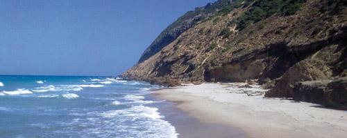 Baignade et randonnée à Cap Farina et Sidi Ali Makki,  samedi 25 juillet 2015