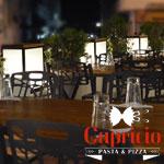 Ouverture de Capricio Pasta & Pizza à Hammamet