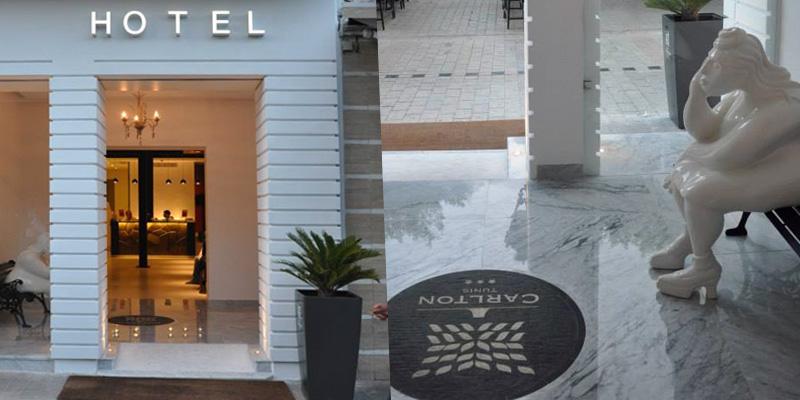 L'hôtel qui avait hébergé 150 manifestants le 14 janvier 2011