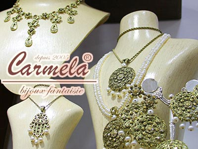 En vidéo :  Découvrez la nouvelle boutique de bijoux Carmela à El Menzah 7