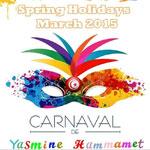 Le Carnaval International de Malte à Hammamet les 20 et 21 mars