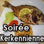 Soirée kerkennienne à 50 DT/menu au restaurant Le Carnoy ce vendredi 27 février