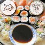 À tous les fans de sushis, ORIGAMI s'installe au Carpe Diem du mardi au dimanche