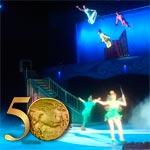 Le Cirque de Glace de Peter Pan (Russie) les 19 et 20 août à Carthage gratuit pour les enfants de - 6 ans