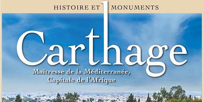 L'histoire de Carthage dans le livre Carthage Maîtresse de la Méditerranée, Capitale de l'Afrique