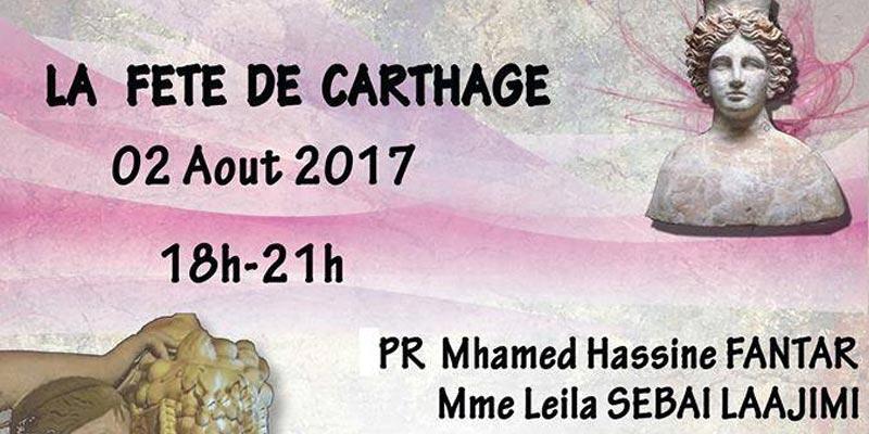 La femme carthaginoise à l'honneur à La fête de Carthage le 2 Août