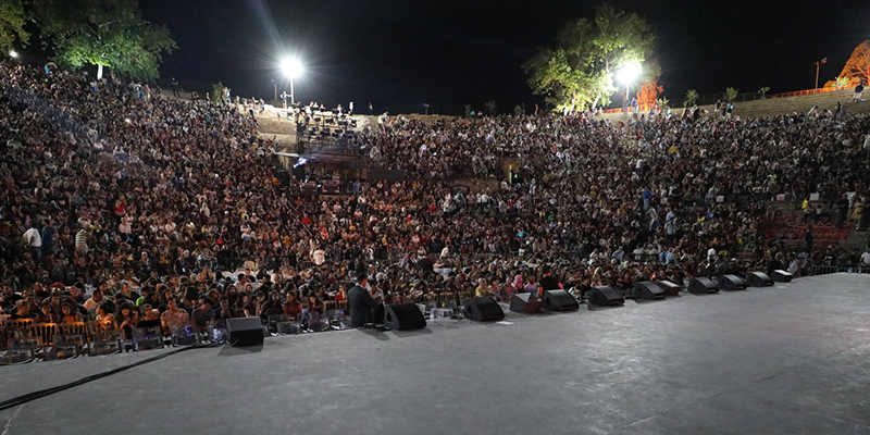 Nouvelle programmation du festival international de Carthage