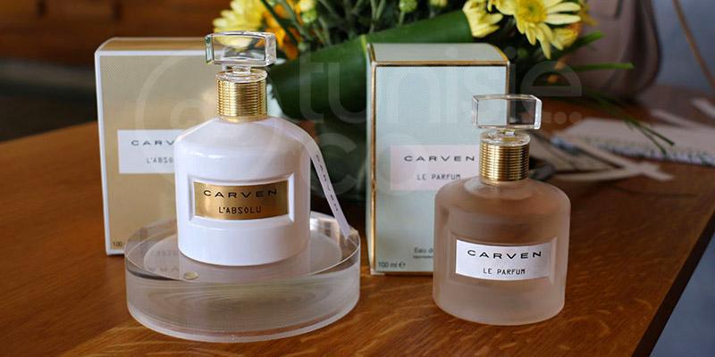 En photos : Découvrez la nouvelle collection privée de parfums signée CARVEN