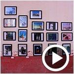 En vidéo : Le Casino de Hammam Lif se transforme en galerie d'art avec l'exposition 3ini 3ala Tounes