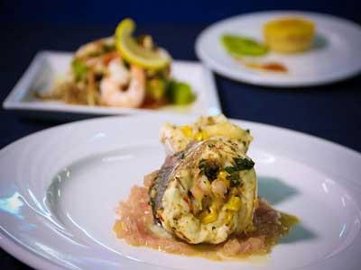 En photos : Tunisie Catering organise un concours culinaire entre compagnies